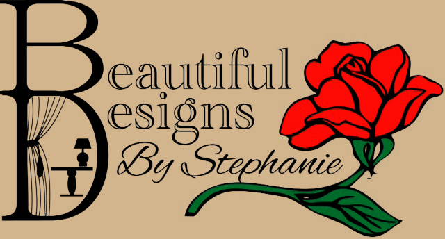 Beautiful Designs & Events By Stephanie Logo